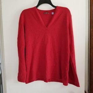 100% Cashmere Cullen V-Neck Sweater